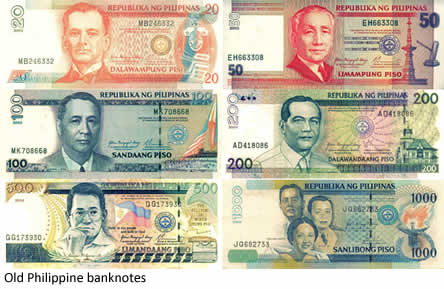 7 Pia With Less Than Two Months Before 2016 The Bangko Sentral Ng Pilipinas Bsp Again Reminded Public That Old Money Or Banknote Series