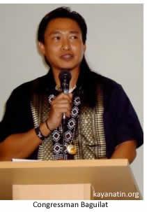Congressman Teddy Brawner Baguilat
